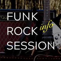 Music school presents FUNK ROCK SESSION 9/29(日)開催!