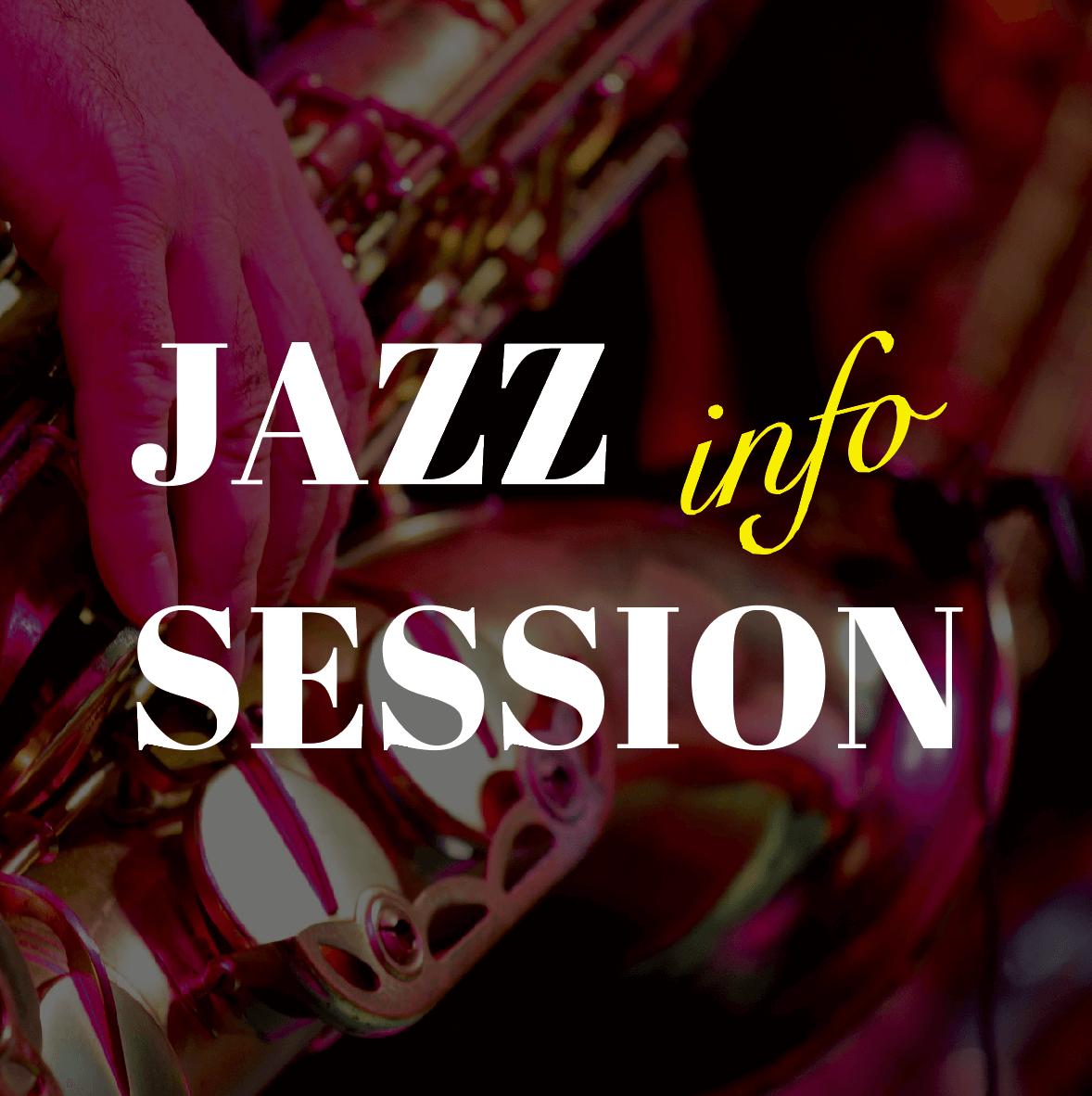 Music school presents JAZZ SESSION 9/8(日)開催!
